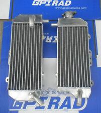 R&L FOR Yamaha WR450F wrf 450 WRF450 2010-2011 10 11 aluminum alloy radiator