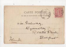 Miss Galway Wynnstay Rosetta Park Belfast 1903 309b