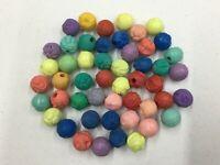 """Madballs """"Bad Bad Balls"""" KnockOff Fakie Clone Eraser 50X VTG PENCIL TOPPER 80s"""