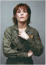 NOOMI RAPACE - Signed 12x8 Photograph - PROMETHEUS