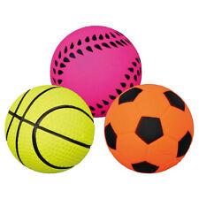 Trixie Dog Toy Ball Floats Foam Rubber Various Sizes 3444 Diameter 9 Cm