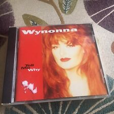WYNONNA, TELL ME WHY CD, 10 SONGS