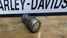 VINTAGE HARLEY OEM TRUCK GMC MACK HOME CAR WARNING LAMP COOL CLEAR GLASS SIDECAR
