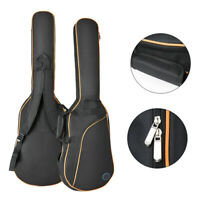 Waterproof Electric Guitar Gig Bag Case Double Strap Carry Shoulder Backpack