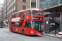 New bus for London - Borismaster LT174 6x4 Quality Bus Photo