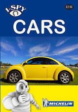 I-Spy Cars by Michelin Editions des Voyages (Paperback, 2009)