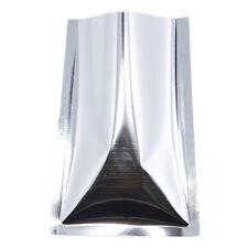 1-Plata 500X lámina de aluminio bolsas de termosellado Mylar Vacío Bolsas De Almacenamiento De Alimentos