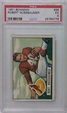 1951 Bowman # 66 Robert Nussbaumer PSA 5
