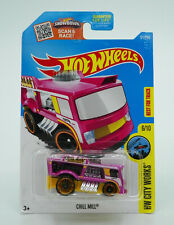 Hot Wheels HW City Works CHILL MILL Pink 2015 New Free Shipping