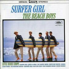 The Beach Boys - Surfer Girl/Vol. 2-Shut Down [New CD] UK - Import