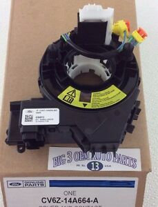 13-16 Ford C-Max Escape 12-15 Focus Air Bag Clock Spring new OEM CV6Z-14A664-A