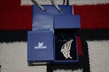 Swarovski Naturally Crystal Butterfly Fashion Jewelry Ring 7
