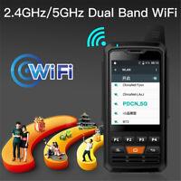 Unlocked UNIWA F50 Quad Core Android 6.0 PTT Walkie Talkie 4G Smartphone