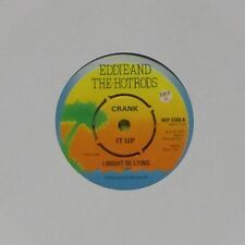 """EDDIE AND THE HOT RODS 'I MIGHT BE LYING' UK 7"""" SINGLE"""