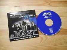 CD Hits de KAST-het duister/Ruthless Queen (2 Song) Pro acts