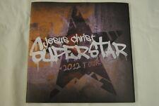 Jesus Christus Superstar 2012 Tour Programm Neu Offiziell Rare Tim Minchin Mel C