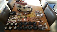 Huge parts lot Tamiya CC01 Land Rover crawler project