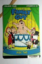 FAMILY GUY CARTOON NAKED CAKE COVER ART MINI POSTER BACKER CARD (NOT A movie )