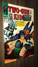 TWO GUN KID #87 -- May 1967 -- VF- Or Better