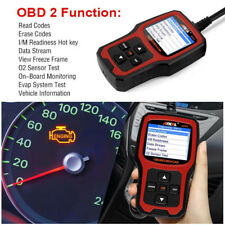 AD410 Check Engine Light Scan Code Reader Auto OBD2 Scanner with I/M Readiness