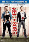 Neighbors (Blu-ray/DVD, 2014, 2-Disc Set, Includes Digital Copy)