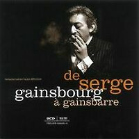 De Gainsbourg à Gainsbarre von Gainsbourg,Serge | CD | Zustand gut