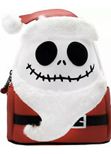 Loungefly Disney Nightmare Before Noël Jack Santa Sac à Dos Backpack