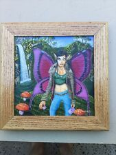 Wade  Dosser Ace Of Harts Fairy With Attitude  Frame