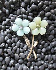 "Vintage Flower Pin 2.5 x 2"""