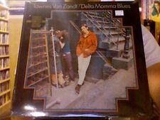Townes Van Zandt Delta Momma Blues LP sealed 180 gm vinyl + mp3 download RE