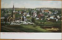 1905 Postcard: Village of Richmond - Staten Island, NY