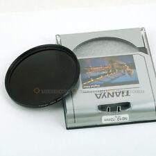 Tianya 72mm Neutral Density ND10 Grey ND filter For Camcorder & Camera lens