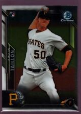 "JAMESON TAILLON MINT PIRATES ROOKIE CARD RC SP 2016 BOWMAN CHROME #14 ""GEM"""