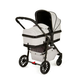 Ickle Bubba Moon,  All in One Four Wheel Convertible Pram