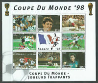 Togo - Post Yvert 1668/75 MNH Sport Fußball