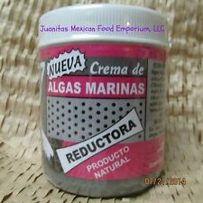 SEA WEED CREAM 4 OZ 120 GRAMS CREMA DE ALGAS MARINAS HELPS BURN FAT QUICKLY
