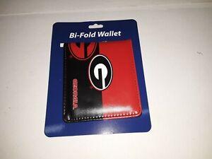 Georgia Bulldogs NCAA Bi-Fold Little Earth Wallet