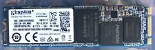 KINGSTON 256GB SSD SOLID STATE DRIVE SNS8154P3/256GJ