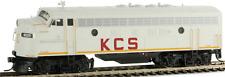 Gauge H0 - Diesel locomotive F7A Kansas City Southern 24048 NEU