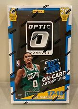 2017-18 Donruss Optic Basketball Factory Sealed HOBBY Box Tatum RC Holo?