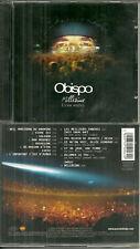 CD - PASCAL OBISPO : Le meilleur de PASCAL OBISPO EN CONCERT / JOHNNY HALLYDAY