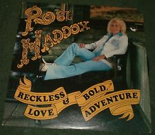 Reckless Love & Bold Adventure Rose Maddox~1977 Takoma Records D-1055~FAST SHIP!