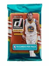 Donruss Not Autographed NBA Basketball Trading Cards