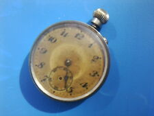 ANTIQUE POCKET WATCH KR for SPARES REPAIRS
