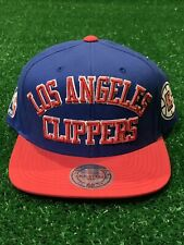 Los Angeles Clippers Mitchell & Ness Snapback Hat