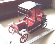 Oldtimer Fiat 1901 Blechmodell Aufbewahrungsbox Geschenkbox Zigarettenbox Rar