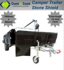 Camper Trailer Stone Shield Guard