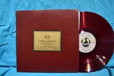 Camille Saint Saens Henri VIII Suite. Spruit LP RED VINYL