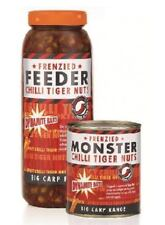 Dynamite Frenzied Monster Chilli Tiger Nuts / Carp Fishing