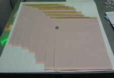 "20 Sheets Black Carbon Paper 8 1/2"" x 11"" Tattoo Tracing Stenciling Office pink"